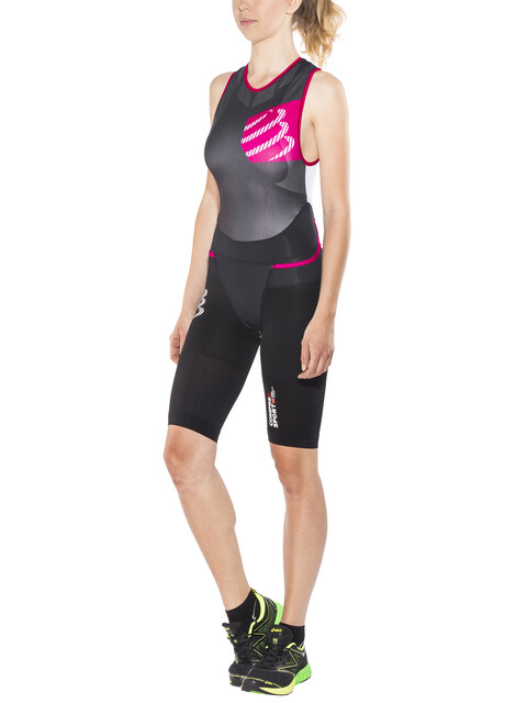 Compressport TR3 Aero Damer sort